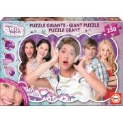 EDUCA 15857 Puzzle Giant Violetta Dream 240 bucăţi , 100*70 cm