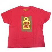 ≪ティーアンドトースト≫キッズTシャツ 赤