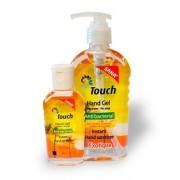 Touch Gel Exotic − gel antibacterian, 59 ml