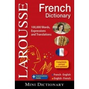Larousse Mini Dictionary French-English/English-French by Larousse Bilingual Dictionaries