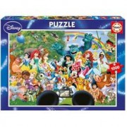 Puzzle Minunata Lume Disney 1000 Piese