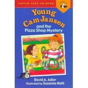 Young CAM Jansen & the Pizza Shop Mystery by David A. Adler