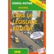 Curs de legislatie rutiera 2016 + Caiet de note pentru viitorii soferi