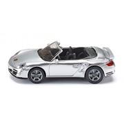 SIKU 1337 Porsche 911 Turbo Convertible