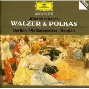 J Strauss - Waltzen& Polkas (0028944557022) (1 CD)