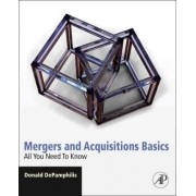 Mergers and Acquisitions Basics by Donald DePamphilis