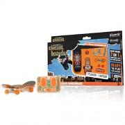Silverlit - A1503796, Mini skateboard telecomandato