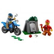 LEGO® Camion si excavator pe senile LEGO DUPLO [10812]
