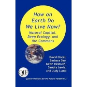 How on Earth Do We Live Now? Natural Capital, Deep Ecology and the Commons by David Ciscel