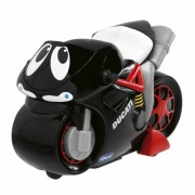Chicco - 00000388200000 - Turbo Touch - Ducati Negro