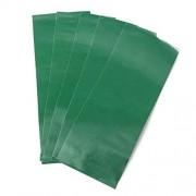 Generic 5Pcs 200X76Mm Waterproof Adhesive Repair Patch Tapes Sticker Green
