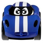 Chicco - Coche Turbo Touch Stunt Car, Donnie Manny, color morado (00007305000000)
