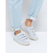 Puma Синие кроссовки на липучке Puma X Careaux Basket - Синий