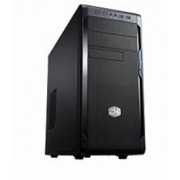 Cooler Master N300 - Midi-Tower mit Window - Black