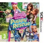 Barbie and Her Sisters Puppy Rescue Nintendo 3DS