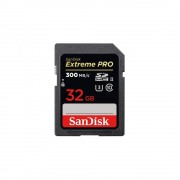 SD Card, 32GB, SANDISK Extreme PRO, SDHC, Class10 (SDSDXPK-032G-GN4IN)