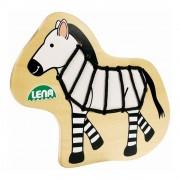 Lena Zebra fűzős játék