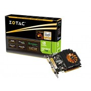 ZOTAC GeForce GT 730 4GB Synergy Edition ZT-71109-10L Dual DVI + mini-HDMI Scheda Video