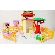 Baby Barbie & Gloria Petting Zoo Play Set