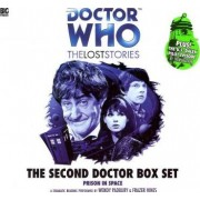 The Second Doctor Box Set by Dick Sharples