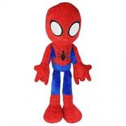 Just Play Year 2016 Marvel SpiderMan Adventure Series 34 Inch Tall Plush Figure : SPIDER-MAN