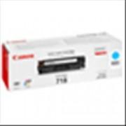 CANON - CRG 718 TONER CIANO 2.900 PAGINE PER LBP 7200CDN - 2661B002