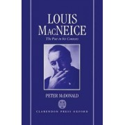 Louis MacNeice by Peter McDonald