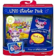 Littlest Pet Shop Online LPSO Web Game Starter Pack Bree Nibbleson Mouse [Toy]