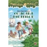 Portalul Magic 4 - Comoara piratilor - Mary Pope Osborne