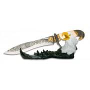 Cuchillo decorativo Águila