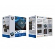 Fuente de Poder Cougar CMD 600 80 PLUS Bronze, 20+4 pin ATX, 600W, Negro/Azul