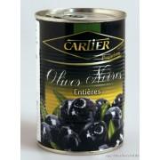 Olívabogyó - Fekete, maggal, 400 g