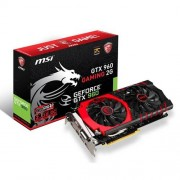MSI GTX960 GAMING 2G Carte graphique Nvidia GeForce GTX 960 1216 MHz 2048 Mo PCI-Express