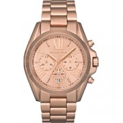 RL-02216-01: M. KORS ROSE GOLD INDEX ROMANO - MK5503