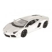 Siva 50010 - Modellino di Lamborghini Aventador LP 700-4, 1:14 RTR, bianco