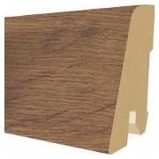 Plinta MDF Egger 60x17 mm, 2,4 m, culoare Stejar Arlington inchis