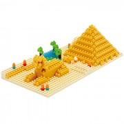 Nanoblock | Great Pyramid of Giza