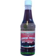Sirop Concentrat din Cirese Negre 500 ml Favisan