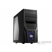 Carcasă PC Cooler Master Midi Elite 431 Plus RC-431P-KWN2, negru