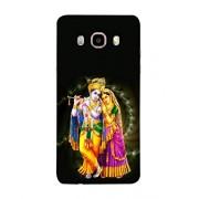 PrintVisa Radhe Karishna 3D Hard Polycarbonate Designer Back Case Cover for Samsung Galaxy J7 (6) 2016 :: Samsung Galaxy J7 2016 Duos :: Samsung Galaxy J7 2016 J710F J710Fn J710M J710H