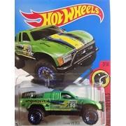 Hot Wheels Daredevils 7/10 Toyota Off-Road Truck (Green)