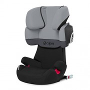 CYBEX Solution X2-Fix Car Seat (Cobblestone/Light Grey)