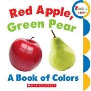 Red Apple, Green Pear by Rebecca Bondor