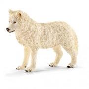 Schleich - 14742 - Figurine Animal - Loup Arctique
