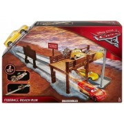 Set de joaca Fireball Beach Run - Disney Cars 3