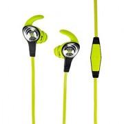 Monster iSport Intensity In-Ear Headphones - Neon Green