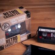 Retro Cassette Speaker