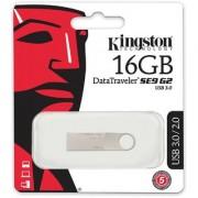 Kingston DataTraveler SE9 G2 16GB USB 3.0 Pen Drive (DTSE9G2/16GB)