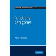 Functional Categories by Pieter Muysken