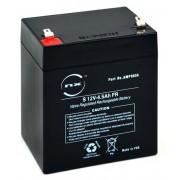 Bateria de Plomo 12 Voltios 4.5 Amperios 90x70x107mm